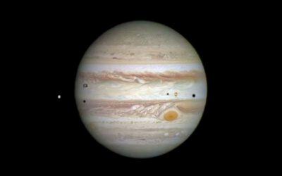 Probablement Júpiter té 600 llunes petites i irregulars