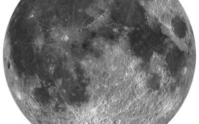 La Lluna es podria estar oxidant?