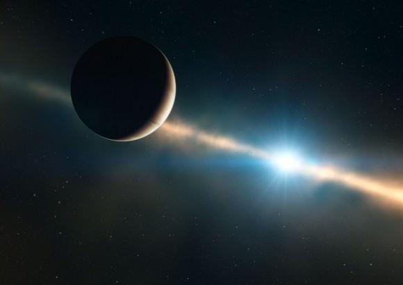 S'observen dos exoplanetes amb imatges directes, ubicats a 63 anys llum de la Terra