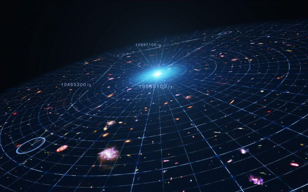 La temperatura mitjana de l'Univers ha estat cada vegada més calenta