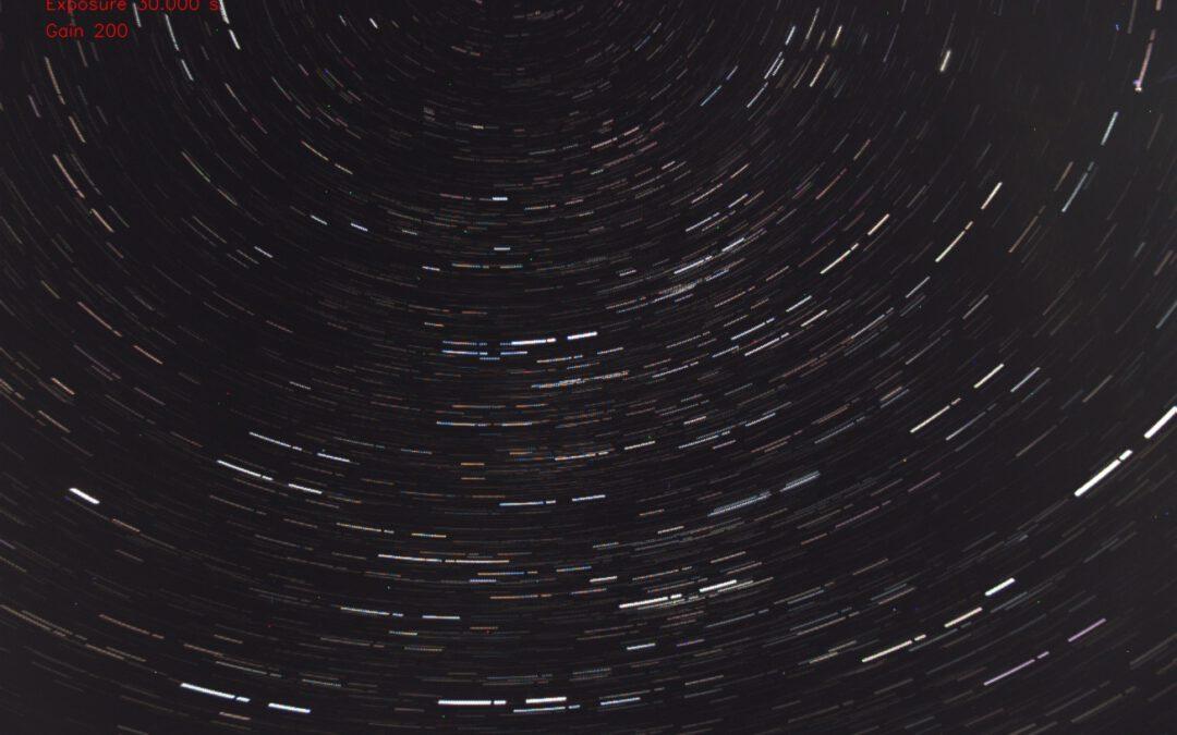 AlphaSky, nou projecte a l'Observatori de Pujalt