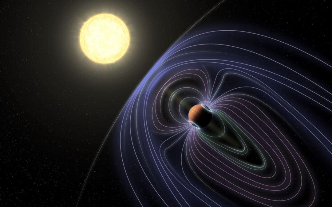 Es detecten les primeres emissions de ràdio des d'un exoplaneta