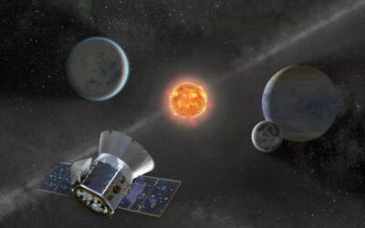 El telescopi espacial TESS descobreix un sistema exosolar amb sis estrelles