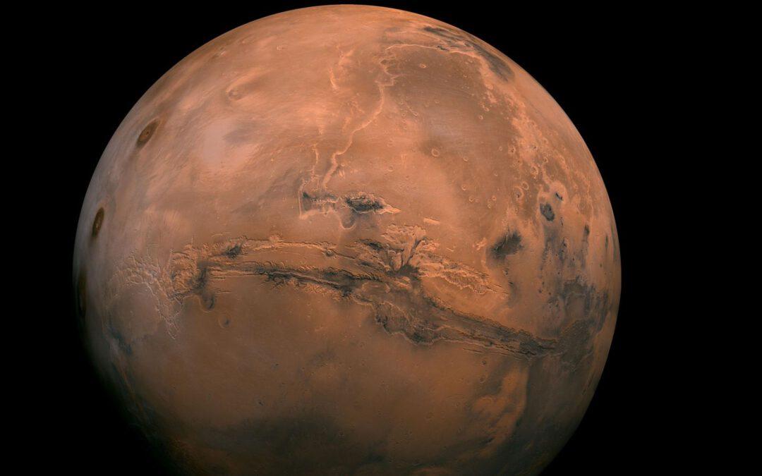 Les tres noves missions espacials que arribaran en propers dies al planeta Mart