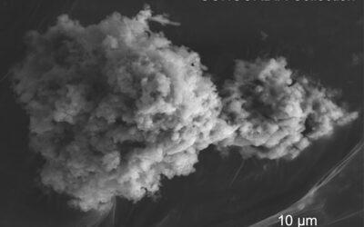 La Terra obté 5.200 tones de pols còsmica anualment